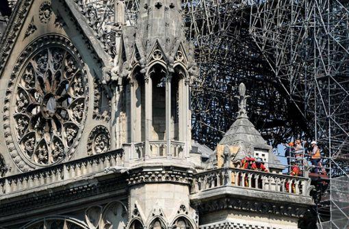 Falsche Spendenaufrufe für Notre-Dame