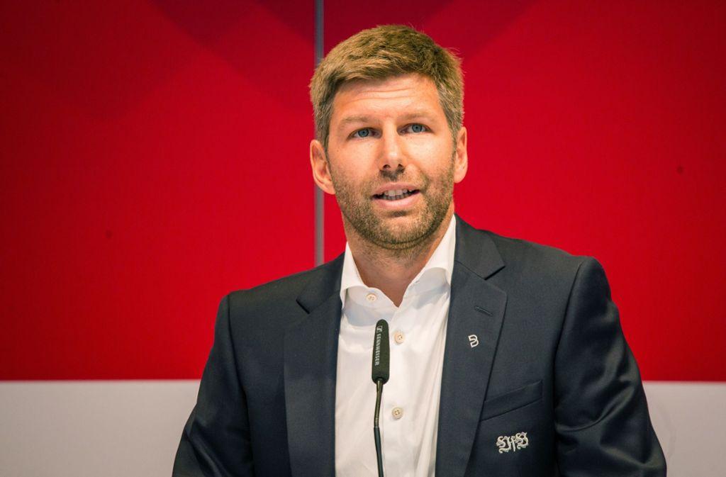 Thomas Hitzlsperger übernimmt noch mehr Verantwortung beim VfB Foto: dpa