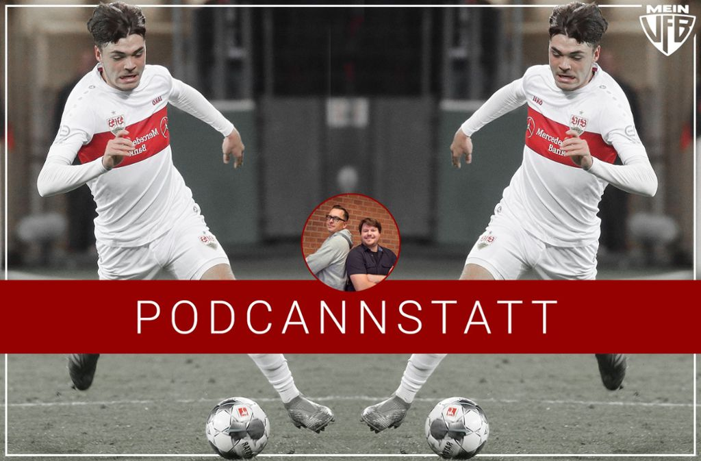 Lilian Egloff vom VfB Stuttgart steht unter anderem im Fokus unserer aktuellen Folge. Foto: Baumann/StZN