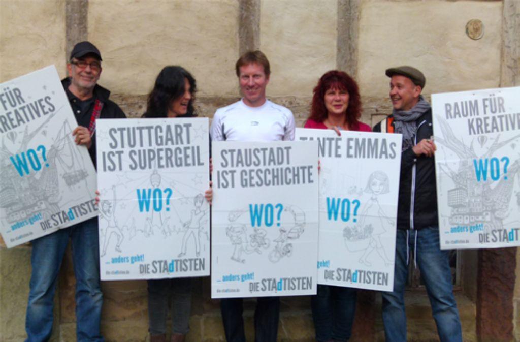 Die Wählervereinigung der Stadtisten entscheidet basisdemokratisch. Foto: Eva Tilgner