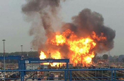 Viertes Todesopfer nach Explosionsunglück