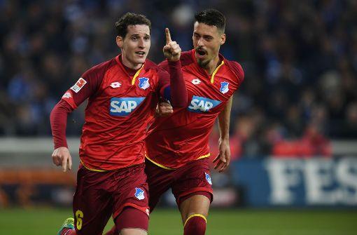 Rudy rettet Hoffenheim Punkt gegen Schalke