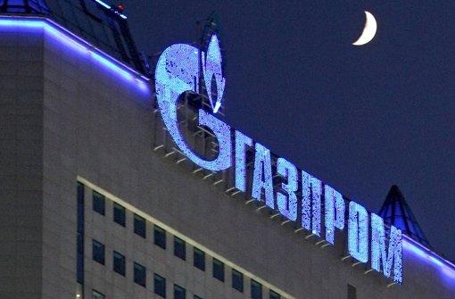 EnBW gibt Tankstellen an Gazprom ab