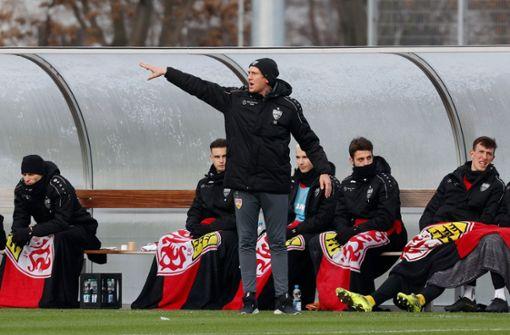 Erneute Spielverlegung beim VfB II