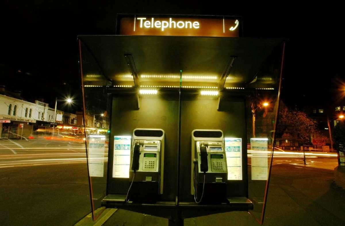 """In der Serie """"Calls"""" kann das Publikum gruselige Telefongespräche mitverfolgen. Foto: imago//Robert Remen"""