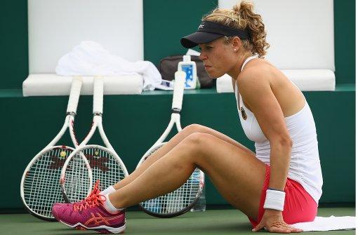 Demütigende Tennis-Pleite für Siegemund