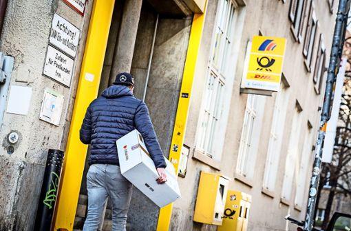 Fraunhofer untersucht Lieferverkehr in der City