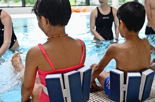 Riesige Nachfrage nach Kinder-Schwimmkursen