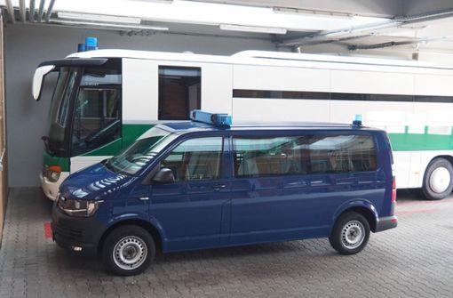 """Mit dem """"Taxi"""" zum Gericht"""