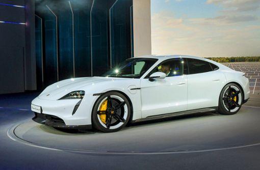 Taycan zum besten Luxusauto des Jahres gekürt