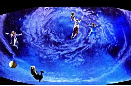 Alle Kinder fliegen hoch