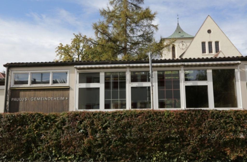 Anstelle des Paulus-Gemeindeheims ist das Familienzentrum geplant. Foto: Patricia Sigerist