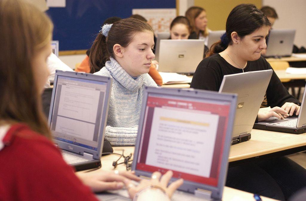 Vom kommenden Schuljahr gibt es für alle Siebtklässler im Land eine Einführung in die Informatik. Foto: Visum Foto