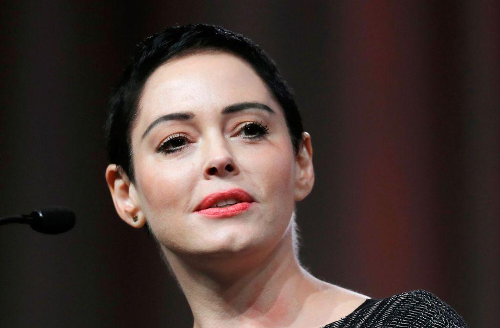 Rose McGowan hat auch nach 20 Jahren nicht vergessen, was Weinstein ihr angetan haben soll. Foto: AP