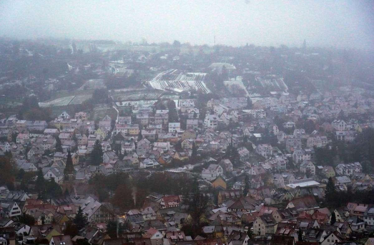 Auch in Stuttgart war das Erdbeben spürbar. Foto: Andreas Rosar Fotoagentur-Stuttgart