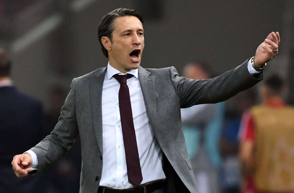 Laut L'Equipe soll Niko Kovac noch am Samstag beim französischen Erstligisten AS Monaco als Trainer unterschreiben. Foto: dpa/Sven Hoppe