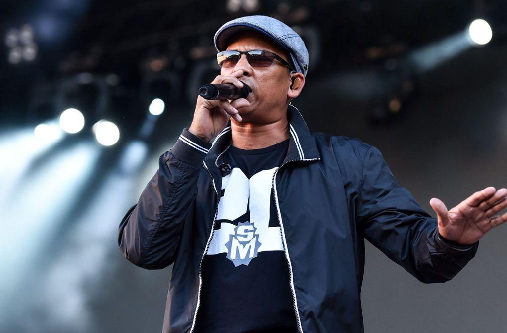 Sänger Xavier Naidoo wehrt sich erneut gegen Rassismus-Vorwürfe. Foto: dpa/Uwe Anspach