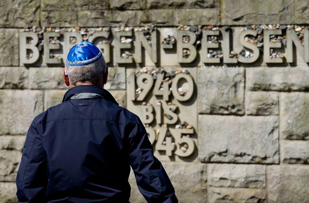 Überlebende des Konzentrationslagers Bergen-Belsen hatten dagegen protestiert, dass demnächst ein Mitglied der AfD in dem Gremium sitzen könnte, und ihre Mitarbeit infrage gestellt. Foto: dpa