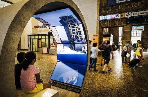 Gelungenes Großprojekt am Bahnhof