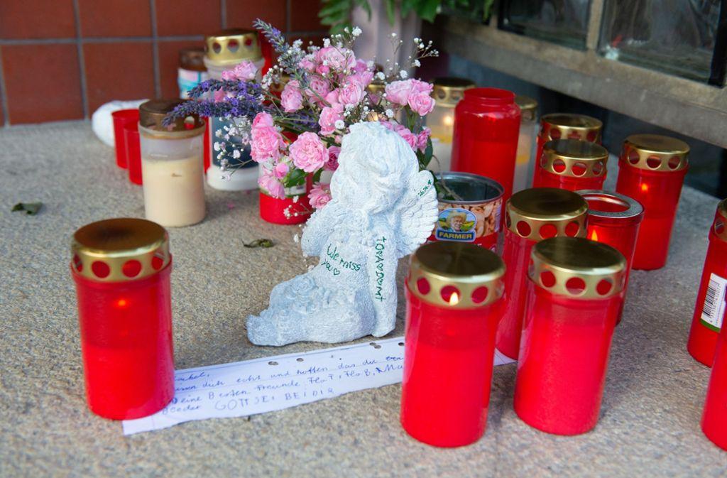 Vier Menschen starben am Dienstag in Gunzenhausen bei einer Familientragödie. Foto: dpa