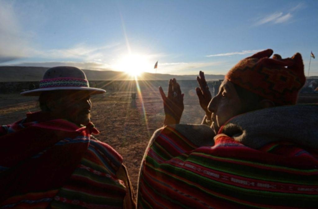 Die Lebensbedingungen in Bolivien sind hart – Kinderarbeit ist Alltag. Foto: dpa