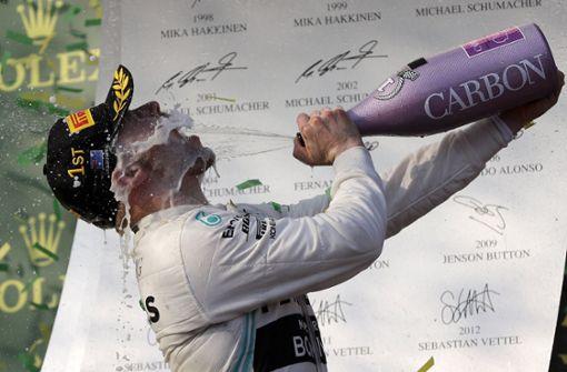 Vettel oder Hamilton: Wird Bottas der lachende Dritte?