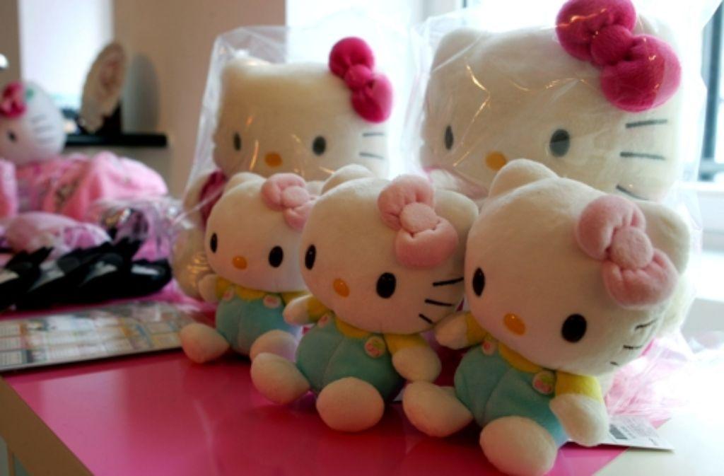 Hello Kitty keine Katze? Das Netz ist verstört. Foto: dpa