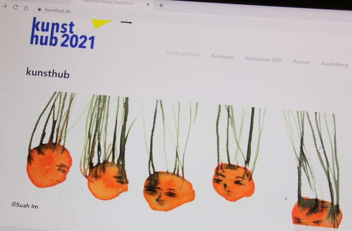 Die Plattform für den neuen Kunstpreis im Netz gibt es bereits. Foto: / Natalie Kanter