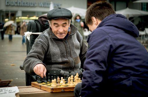Schachspiel als Lebensretter