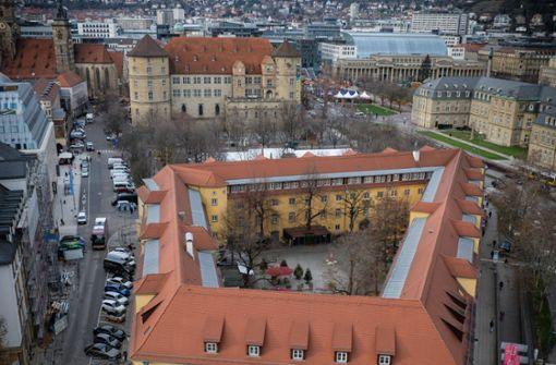 Die Wirtschaft mag keine autofreie Zone in  Stuttgart