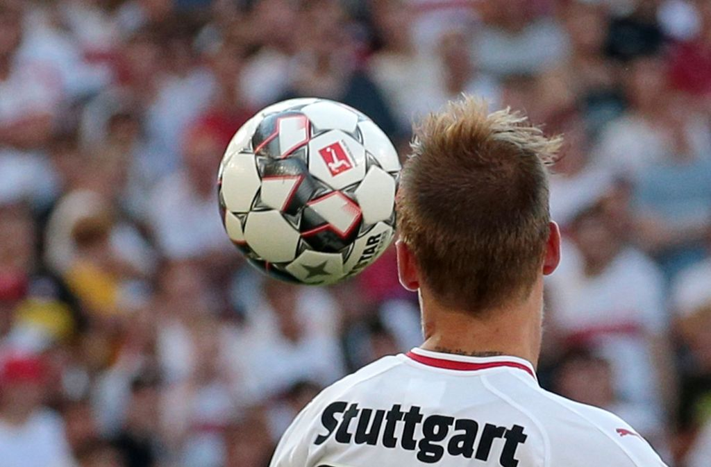 Der VfB Stuttgart testet am Samstag erneut gegen einen spanischen Erstligisten. Foto: Pressefoto Baumann