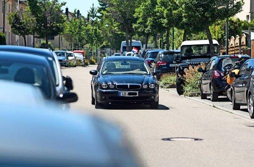 Parken im Süden und Westen  wird geregelt