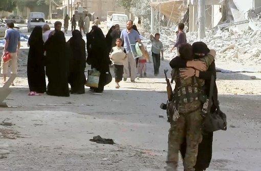 Kurden werfen Türkei Vertreibung von Einwohnern vor