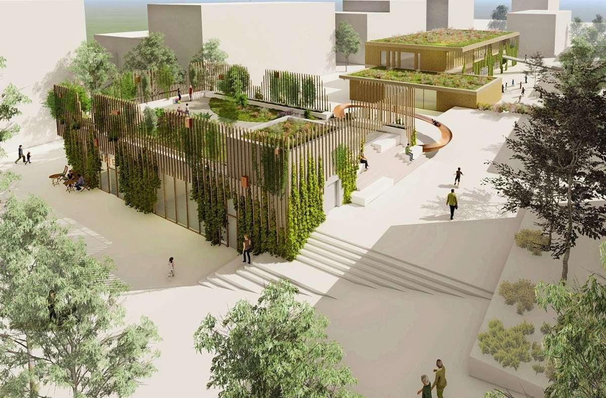 Der Siegerentwurf von UTA Architekten und Stadtplaner soll nun verwirklicht werden Foto: UTA Architekten und Stadtplaner