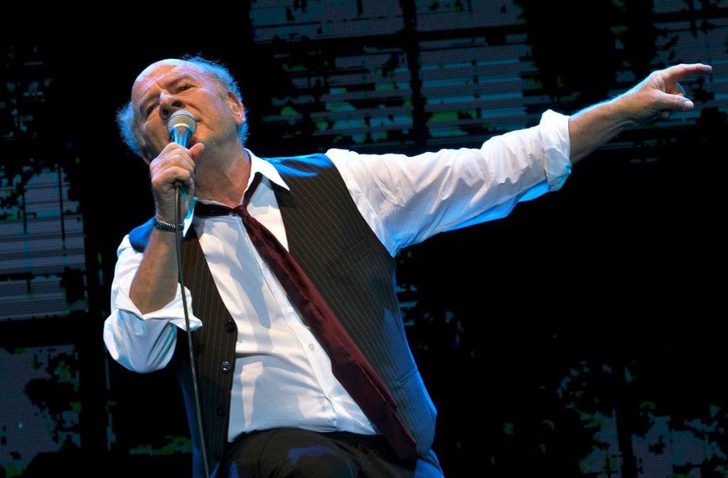 Der legendäre Sänger Art Garfunkel Foto: AFP/Gil Cohen Magen