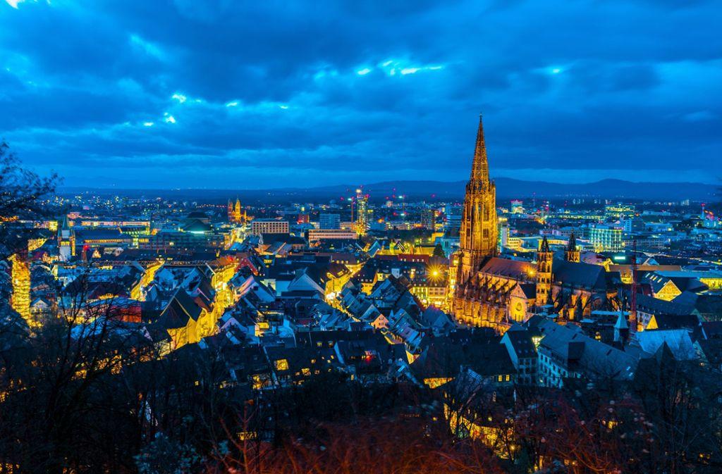 Das Freiburger Münster Foto: