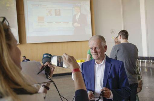 OB Kuhn will nicht Regionalpräsident werden