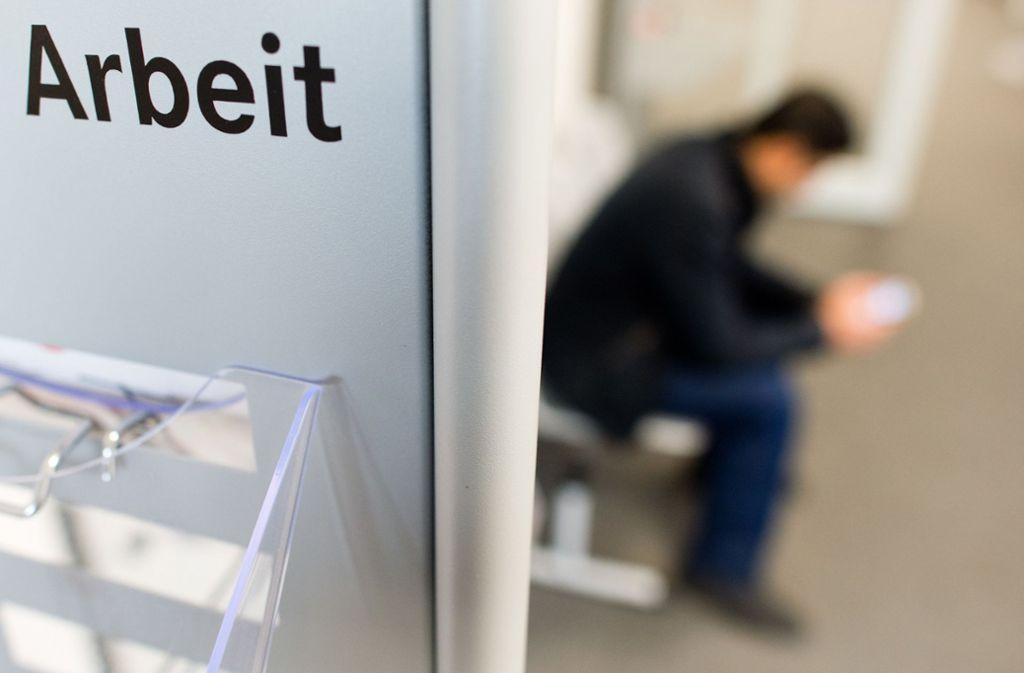 Die Zahl der Arbeitslosen in Baden-Württemberg ist im März deutlich zurückgegangen. (Symbolfoto) Foto: dpa