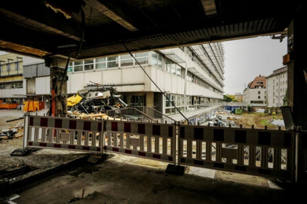 Stuttgart setzt beim Wohnungsbau, wie hier beim Olgäleareal, auf Nachverdichtung. Foto:
