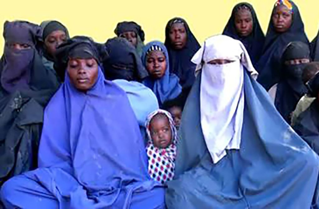 Einige der 2014 entführten Mädchen sind wieder aufgetaucht. Jetzt fehlen erneut 50 Schülerinnen. Foto: AFP