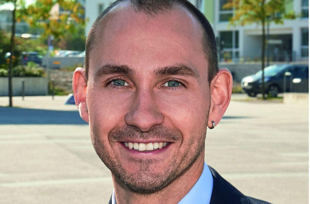 Stefan Belz ist Mitglied der Grünen-Fraktion im Böblinger Gemeinderat - und seit Sonntag der neue OB Böblingens. Foto: privat