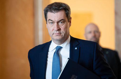 Markus Söder kündigt  500 Euro Bonus für alle Pflegekräfte in Bayern an