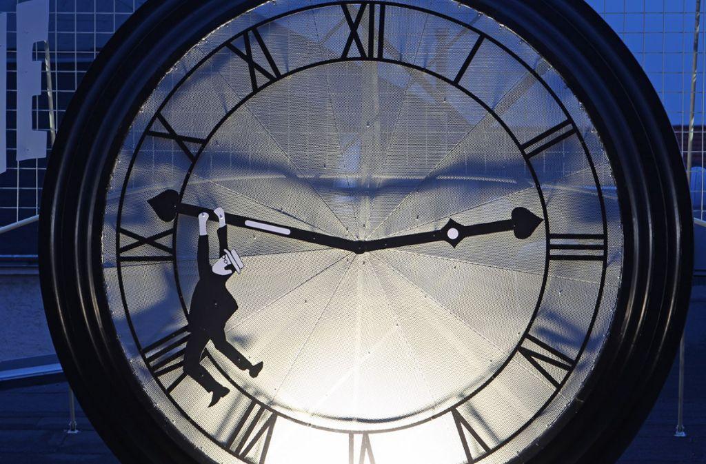 Am Wochenende wird wieder an der Uhr gedreht. Foto: dpa