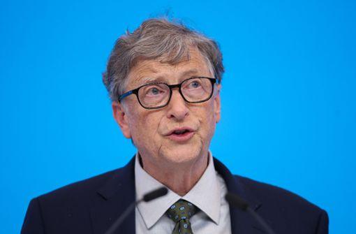 Bill Gates tritt aus Verwaltungsrat zurück