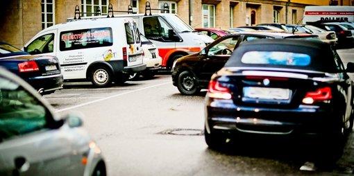 Gegen die Parkgebühr regt sich Protest
