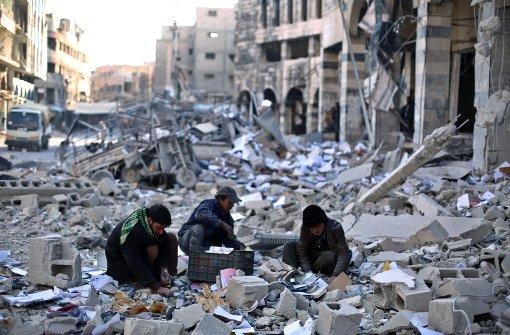 Ein neues Kapitel in der syrische Katastrophe