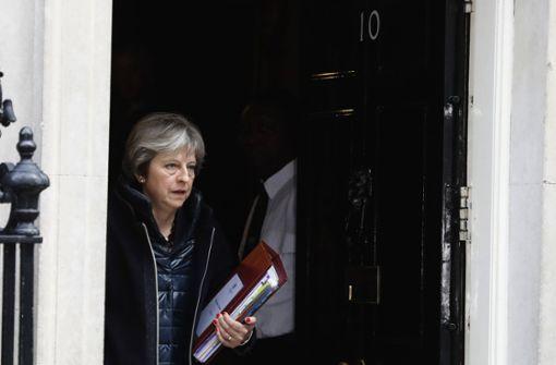 Großbritannien verweist 23 russische Diplomaten des Landes
