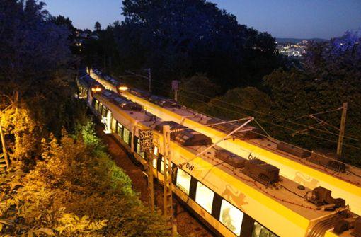 Neuer Zug strandet auf Gäubahnstrecke