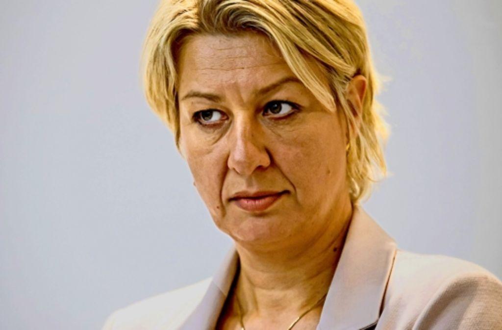 Nicola Schelling ist seit fast einem Jahr im Amt. Foto: Achim Zweygarth