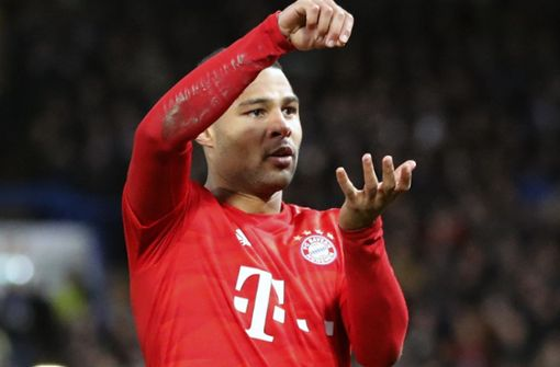 """Gnabry  – der Tor-King von London"""
